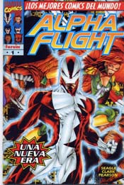 alpha flight vol. ii