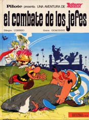 asterix combate jefes