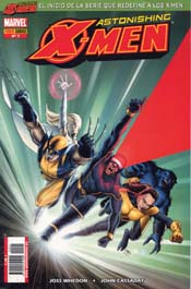 astonisns x-men 1