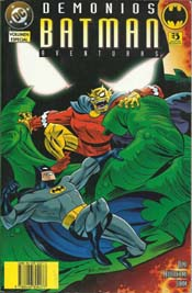 batman adventures demonios