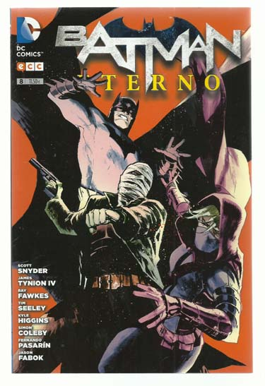 batman eterno 8