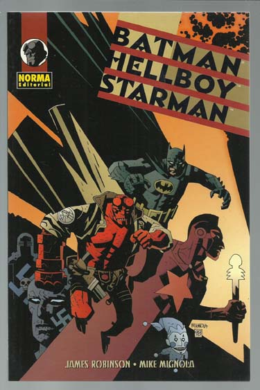 batman hellboy