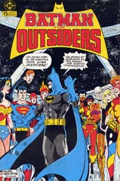 batman outsiders 1
