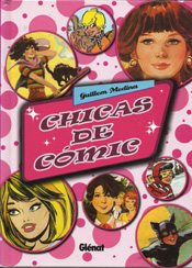 chicas comic