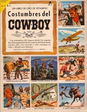 costumbres del cow boy
