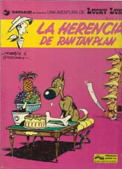lucky herencia