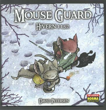 mouse hivern