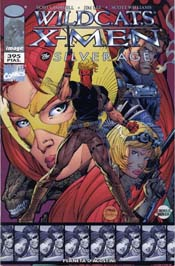 wildcats-x-men silver