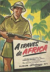 a traves de africa