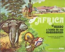 africa., el mundo
