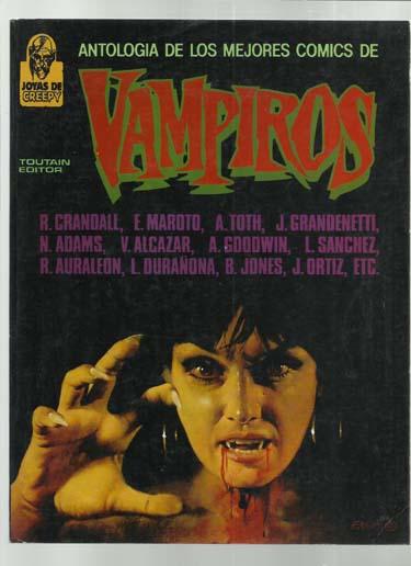 antologia vampiros