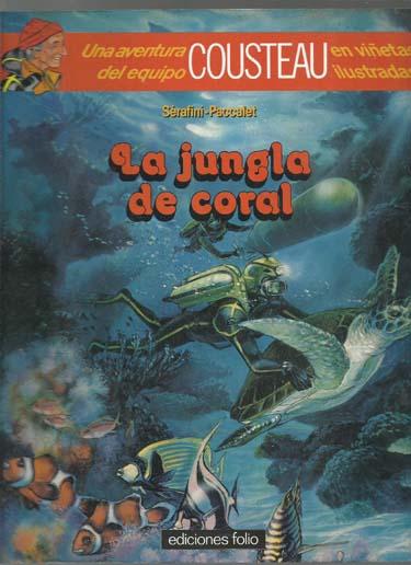 cousteau jungla