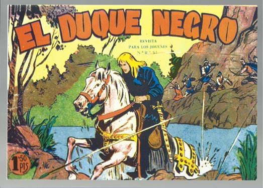 duque negro