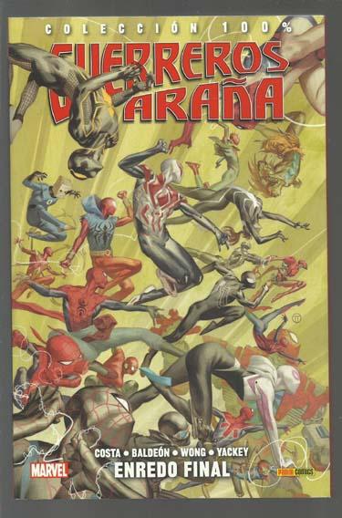 guerreros araña