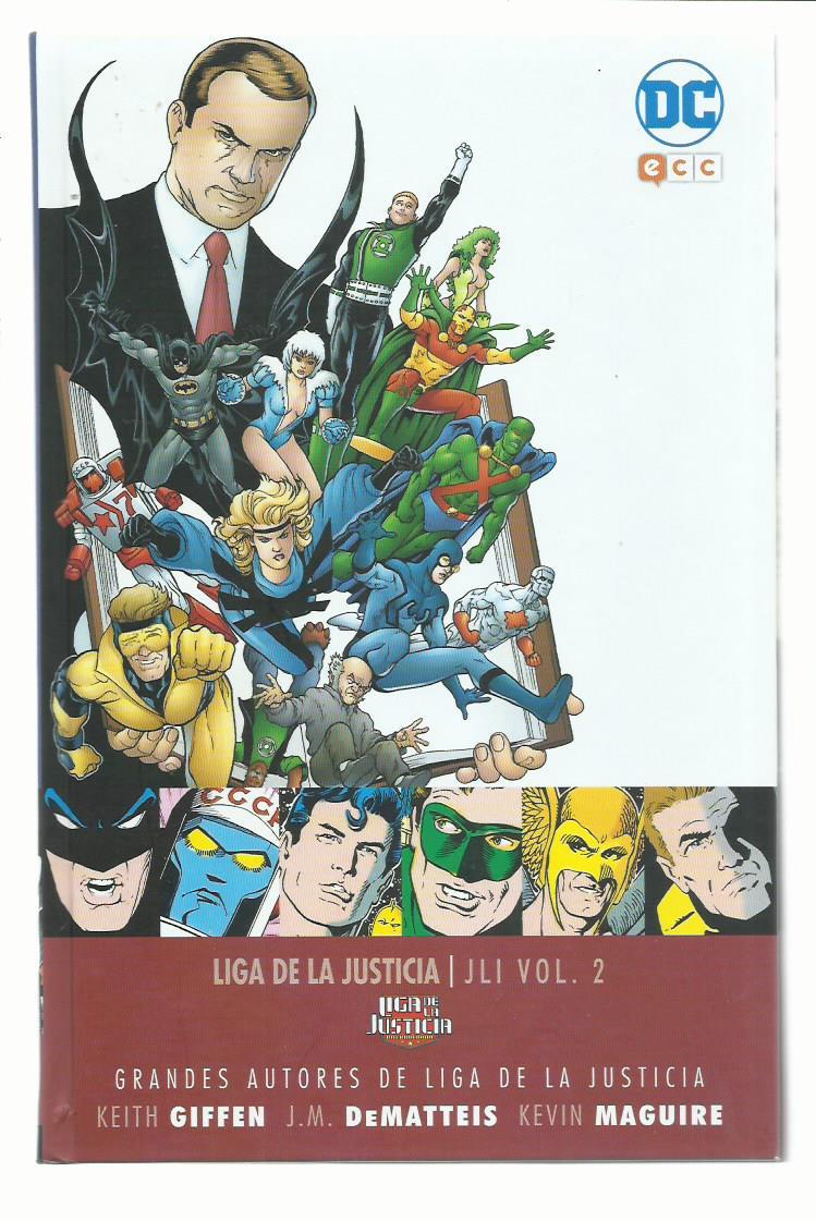 liga justicia 2