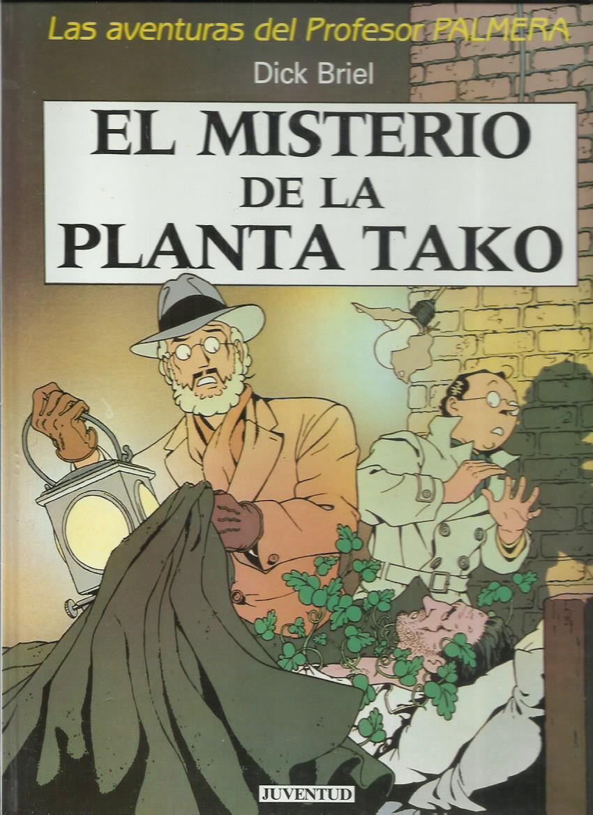 misterio planta