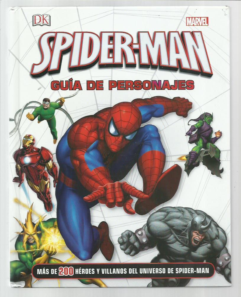 spiderman guia