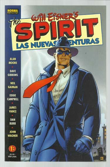 spirit nuevas