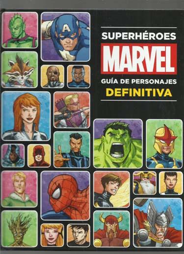 superheroes marvel